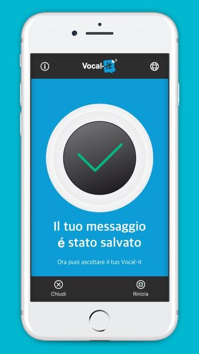 Vocal-it screenshot four
