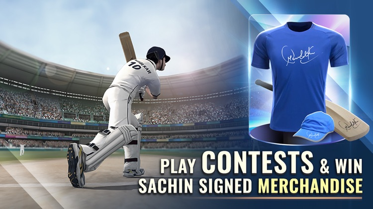 Sachin Saga Cricket Champions screenshot-4