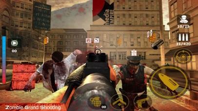Zombie War - Dead Killer screenshot 3