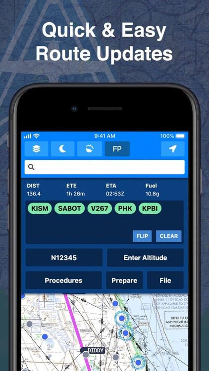 Aviator Assistant EFB screenshot-3