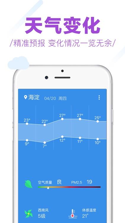 天气 screenshot-2