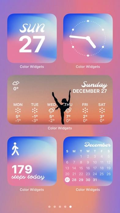 Color Widgets screenshot 9