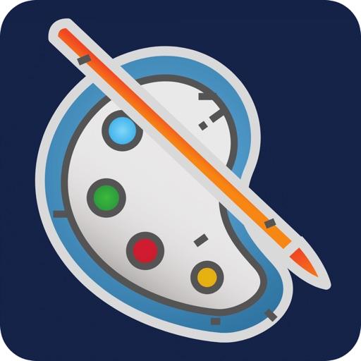 ColorSlatepad icon