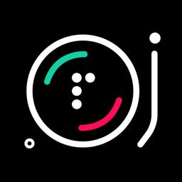 Ícone do app Pacemaker - DJ mix app
