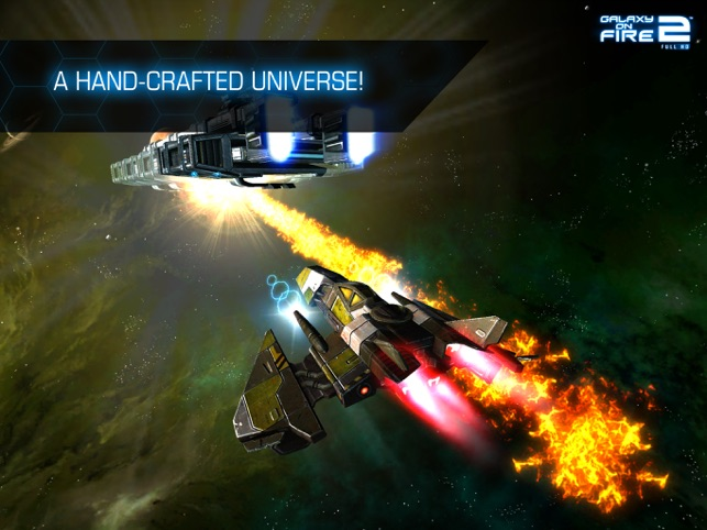 Galaxy on Fire 2™ HD on the App Store
