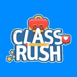 Class Rush: Endless Runner Fun