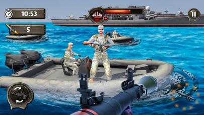 US Army Machine Gunner Battle Screenshot