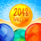 App Icon for 2048 Balls 3D App in United States IOS App Store