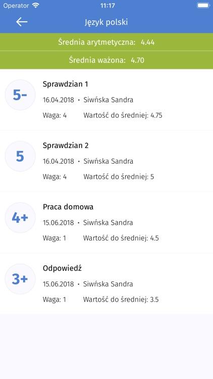 iDziennik Mobile Szczecin screenshot-3