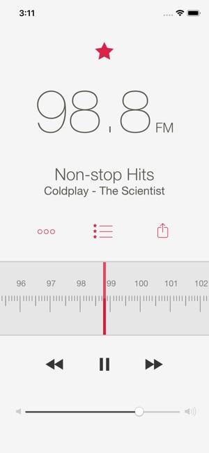 Radio Application Pro Screenshot