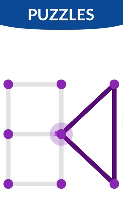One Line Connect - Brain Game