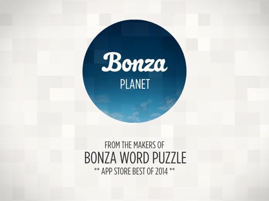 Bonza Planet на iPad