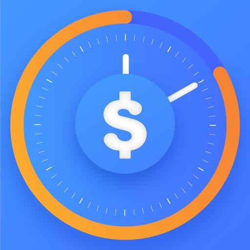 Work Hours Tracker, Clock In