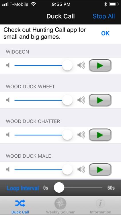 Duck Call Classic screenshot-3