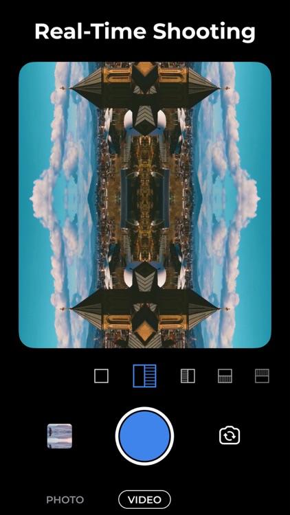 Mirrorart - Flip Photo & Video screenshot-0