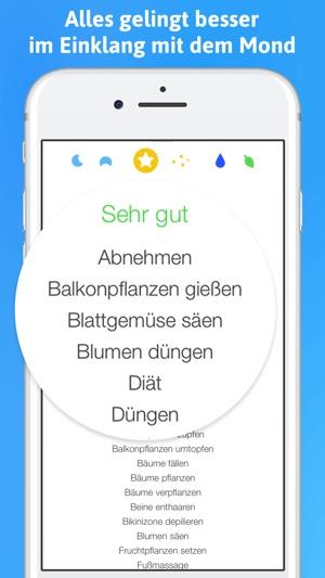 Der Große Mondkalender Im App Store