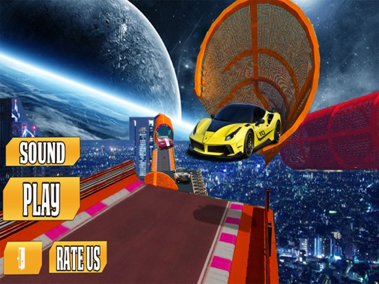 Real Car Stunt Extreme Race 3D на iPad