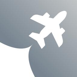 Ícone do app Plane Finder - Flight Tracker