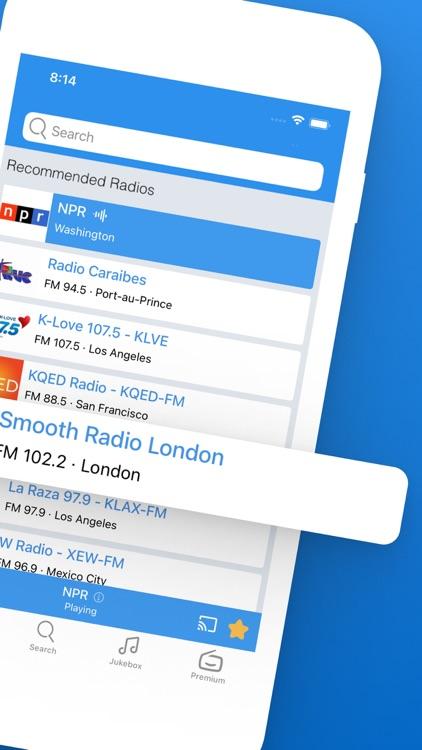 Simple Radio – Live AM FM App screenshot-5