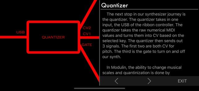 Modulin Screenshot