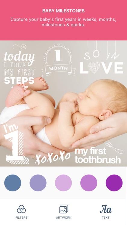 Baby Pics+ | Photo Editor
