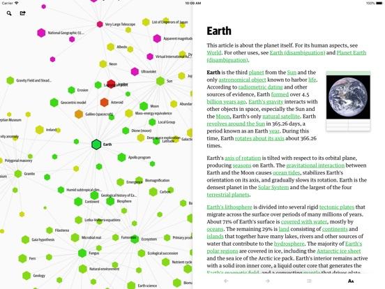 Wikiweb Screenshots
