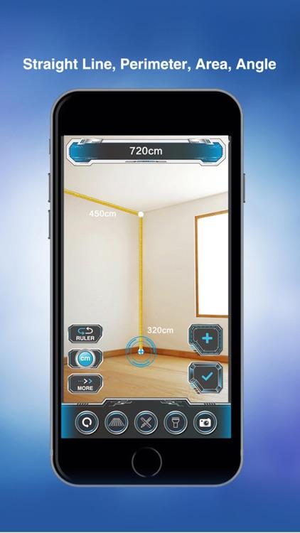 AR Ruler - Pocket Measure Kit screenshot-0
