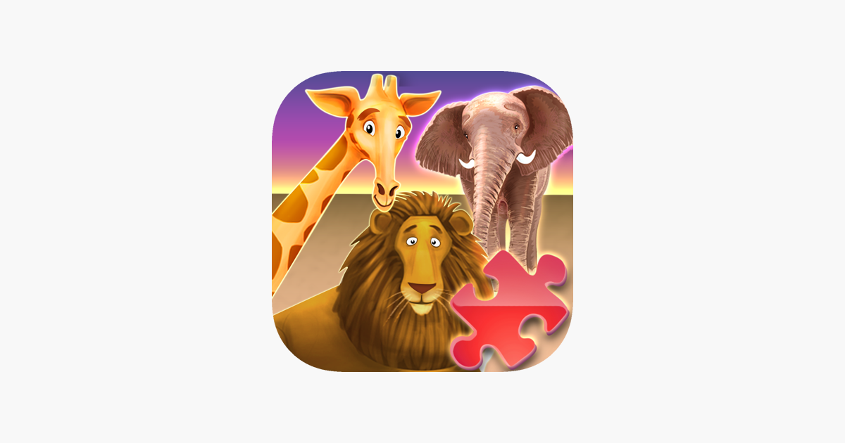 Animal Zoo Puzzles on the App Store