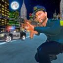 Patrol Police Officer Job Sim
