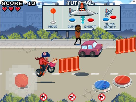 Attack Of The Cones screenshot 16