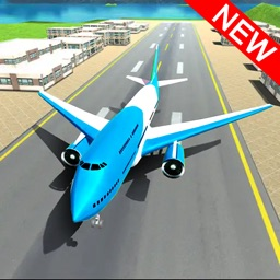 Flight Pilot Sim : Plane Games