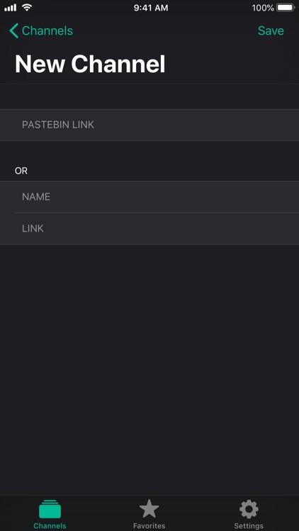 TV Streams screenshot-3