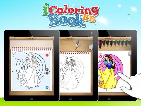 iColoringBook !!! Lite Скриншоты7