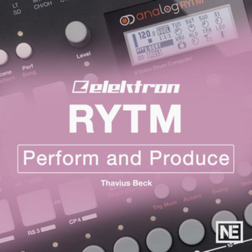Perform and Produce for RYTM