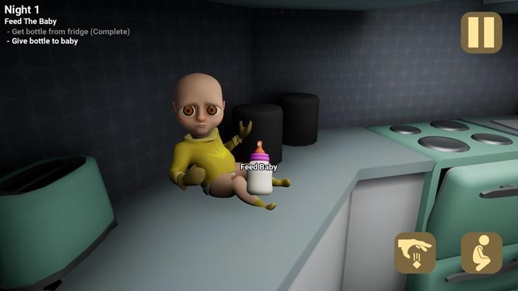 The Baby In Yellow screenshot-4