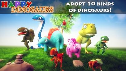 Screenshot 1 Happy Dinosaurs: Jurassic Zoo