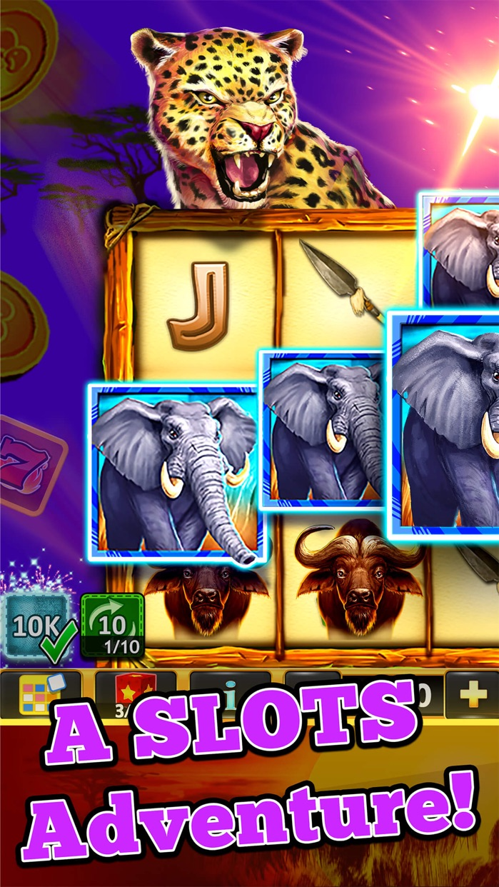Slots Galaxy Screenshot