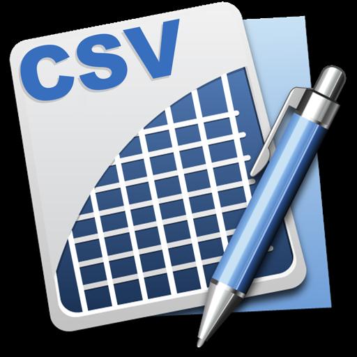 CSV Viewer & Editor - Convert