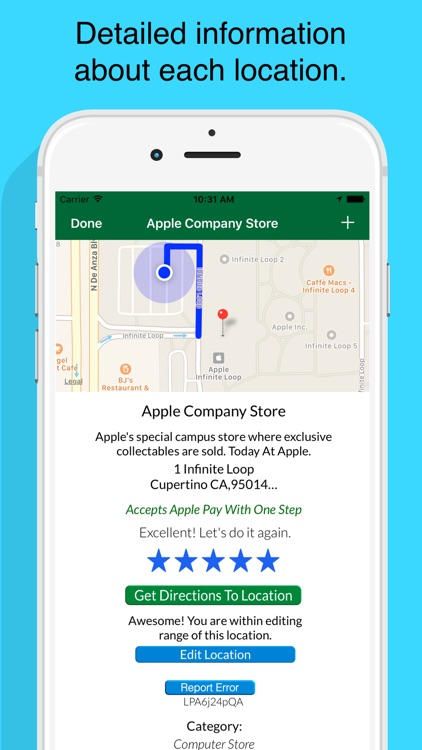 Locator for Apple Pay screenshot-3