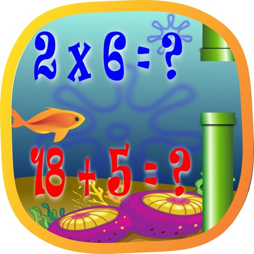 Flappy Fun Math Trainer