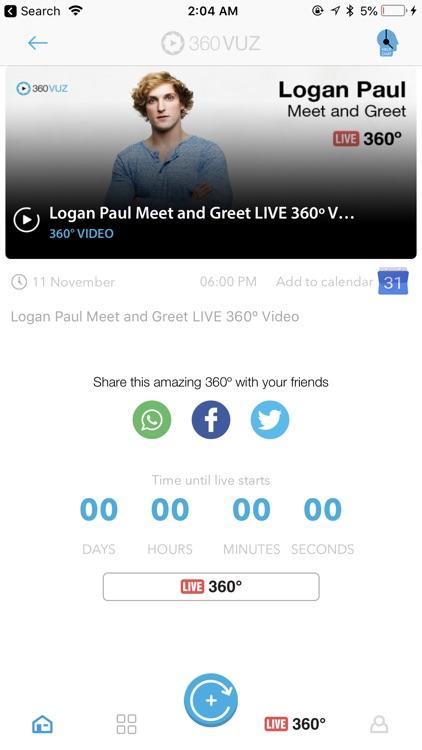 360 VUZ - Live VR Video Views screenshot-5