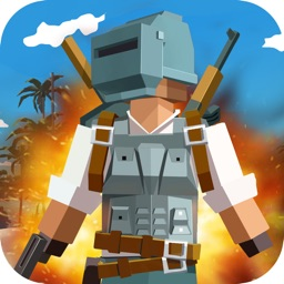 Pixel Survival Battlegrounds
