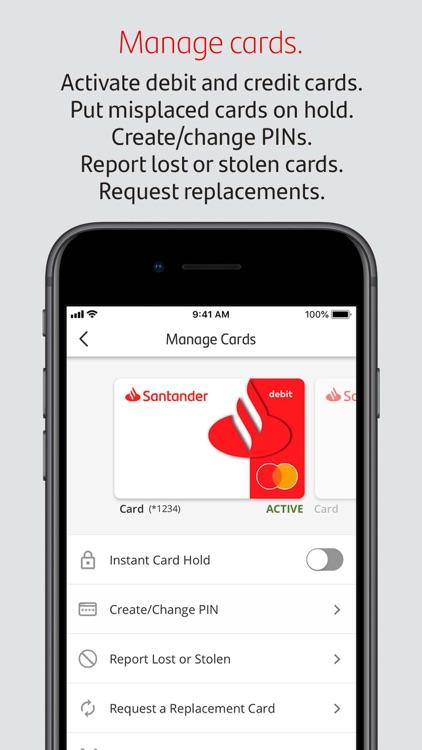 Santander Bank US screenshot-8