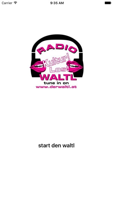 Image of der Waltl - Radio for iPhone