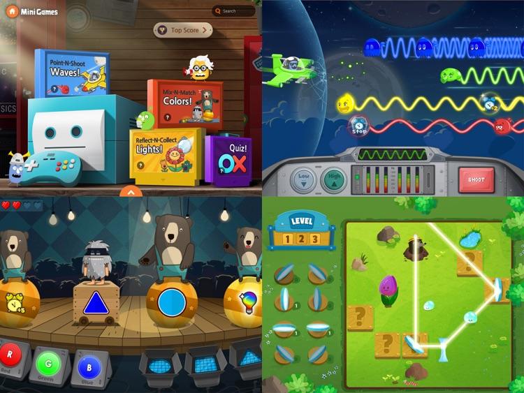 Meet Science: Light and Sound screenshot-4