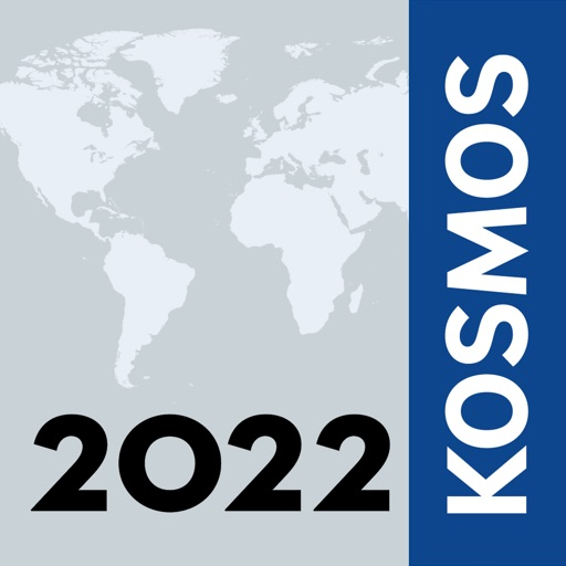 KOSMOS Welt-Almanach 2022