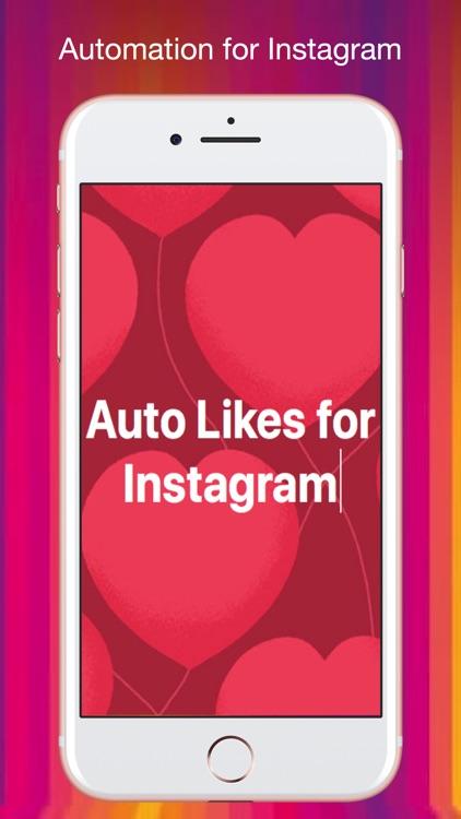 AutoLike - Likes for Instagram