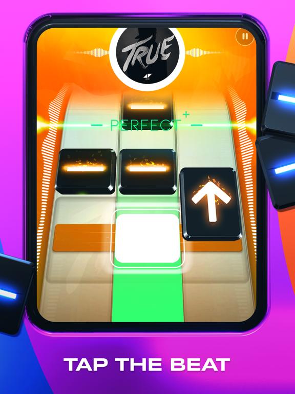 Beatstar iPad app afbeelding 2