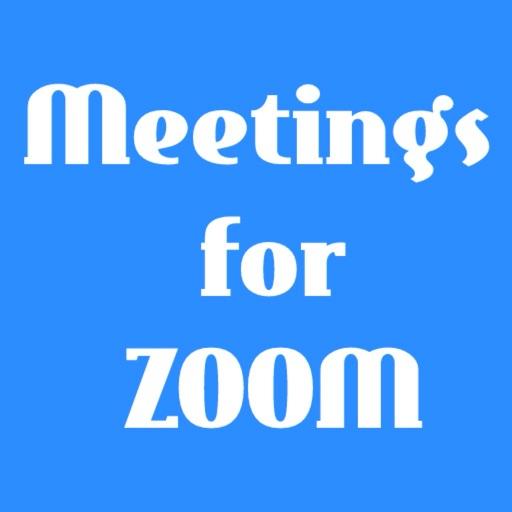 Meetings For Zoom