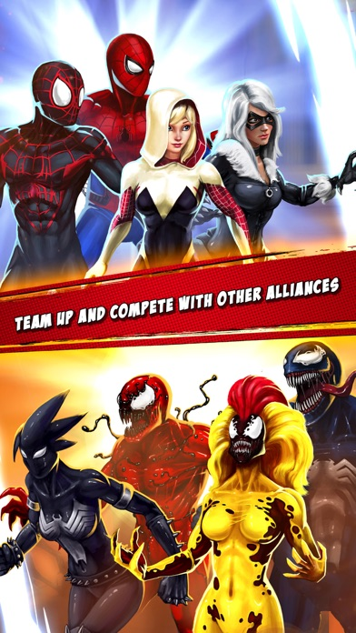 MARVEL Spider-Man Unlimited Screenshots